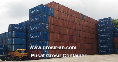 Pasar Penjualan Container di Indonesia