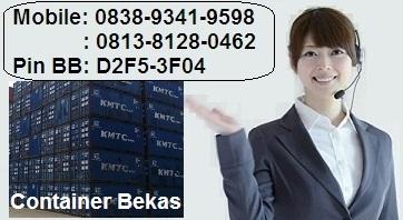 Sewa Container Untuk Gudang, Kantor Jakarta