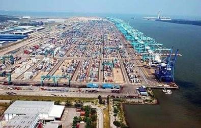 Pelayanan di Terminal Container Tanjung Priok