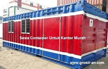 Akhir Tahun Harga Container Bekas Naik