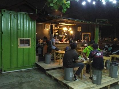 Cara Membuat Container Bekas Untuk Cafe