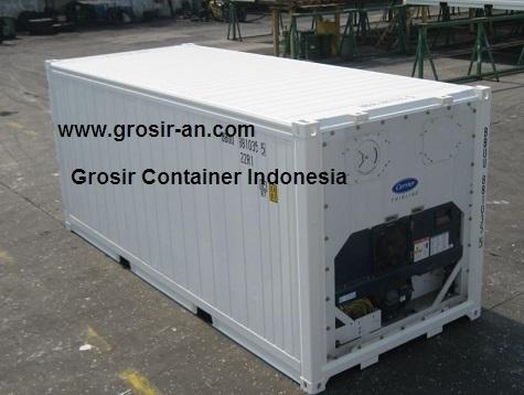 Sewa Container Reefer ke PIK