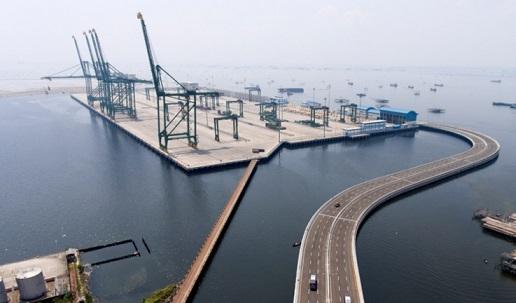 NPCT New Priok Container Terminal Jakarta