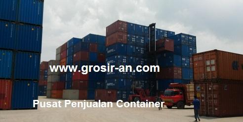 Alamat jual Container Bekas