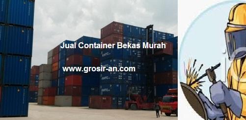 Jasa Modifikasi Container di Jakarta