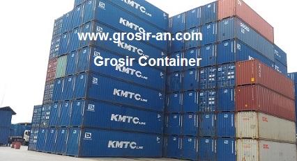 Jual Container Bekas 40 Feet