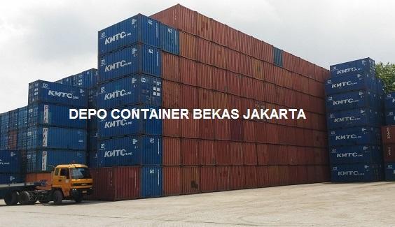 depo container bekas Jakarta