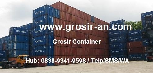 Sewa Container Harian