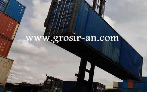 Container 40 feet Bekas Kirim Ke Cikupa