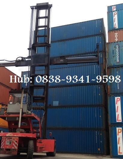 Sewa Container Kosong di Bekasi