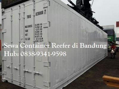 Sewa Container Reefer Bandung