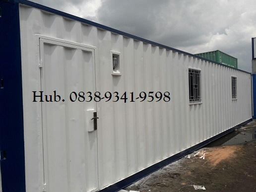 Sewa Container Office Jakarta Barat