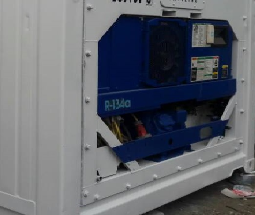 Spesifikasi Container Reefer Refrigator