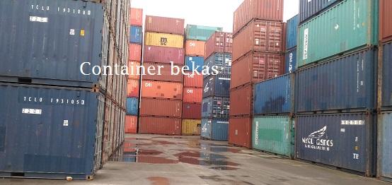 Harga Container Bekas Sedang Tinggi