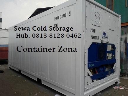 Sewa Cold Storage Jakarta